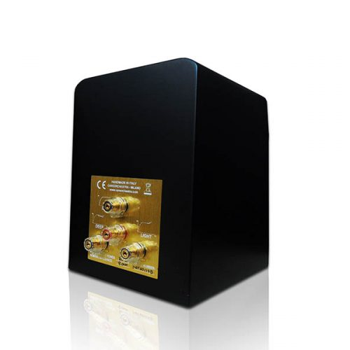 Diffusori Acustici Bookshelf Wave Titanium