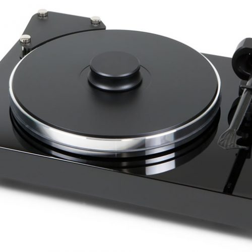 Pro-Ject Classic X Xtension 9 Evolution Laccato Nero
