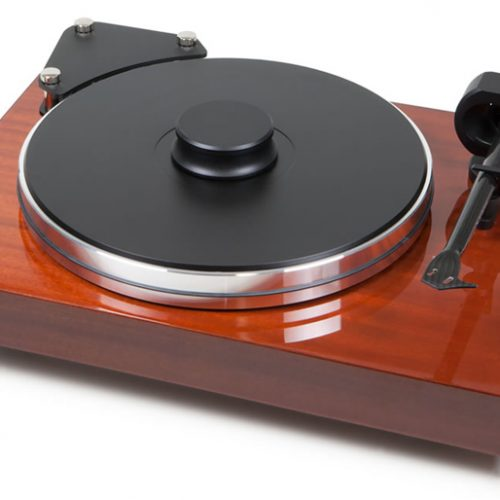 Pro-Ject Classic X Xtension 9 Evolution Mogano