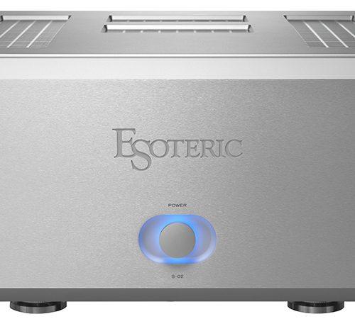 Finale di potenza stereo ESOTERIC S-02