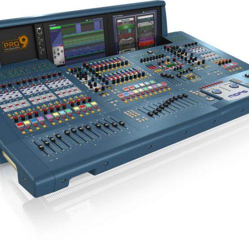 MIDAS PRO 9-CC Mixer pro 88 ingressi digitale