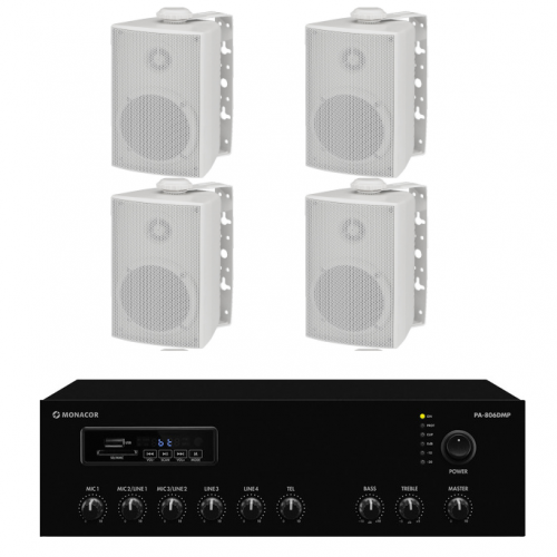 Impianti audio da esterno