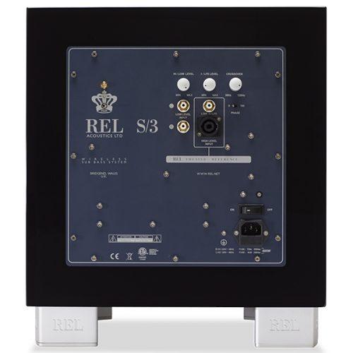 REL Acoustics S/3 SHO