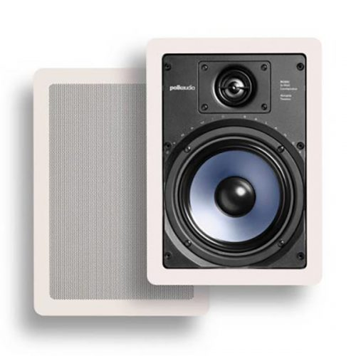 Coppia di diffusori acustici da incasso Polk RC65i