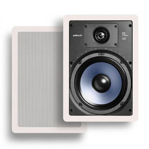 Coppia di diffusori acustici da incasso Polk RC85i