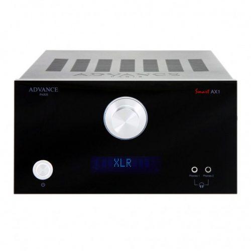 Amplificatore Integrato Advance Acoustic Smart AX1 Black