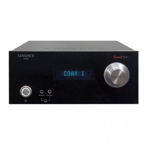Lettore di Rete Advance Acoustic Smart DX1 Black