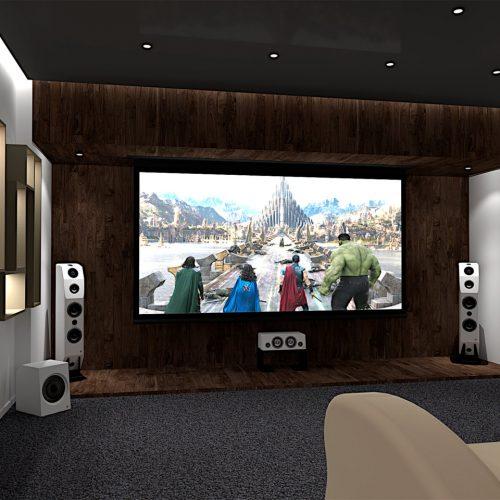 Impianto Home Theater