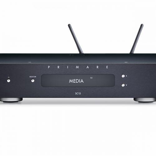 Preamplificatore e Lettore Audio di Rete Primare SC15 Prisma