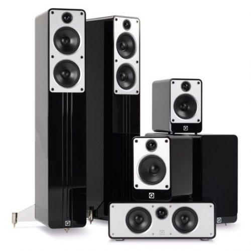 Q Acoustics Q CONCEPT 5.1 CINEMA PACK