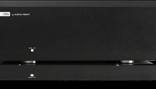 Musical Fidelity M8 500S