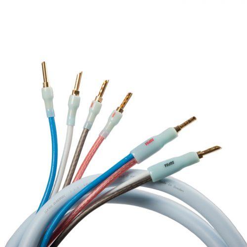 Supra Cables QUADRAX 4x2.0 BI-WIRE COMBICON