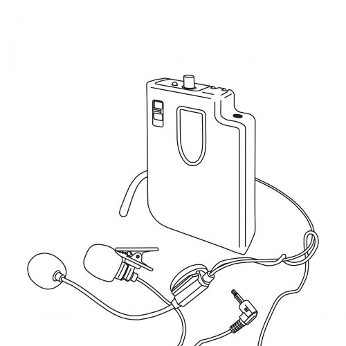 Soundsation GO-SOUND POCKET MIC