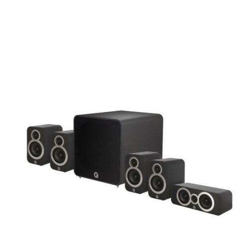 Q Acoustics Q 3010i PLUS CINEMA PACK