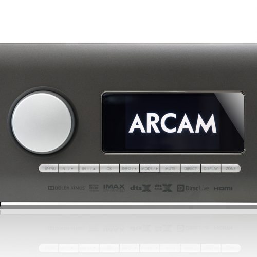 ARCAM AVR10 amplificatore integrato