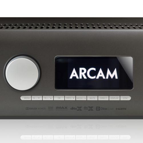 ARCAM AVR20 amplificatore integrato