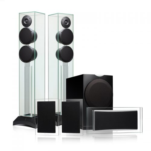 Waterfall Audio PACK 5 - Home Theatre
